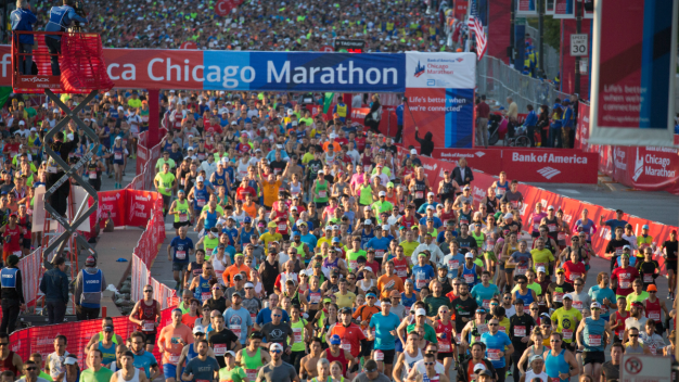 2017 Chicago Marathon Selects Runners With Drawing