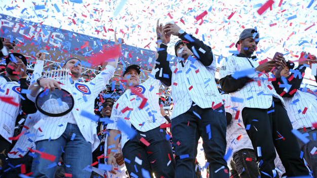 Cubs' World Series Win Comes With Big Payday for Players