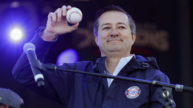 Ricketts, Cruz Meet in Washington Wednesday