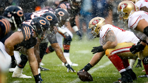 Bears Blowout 49ers 26-6