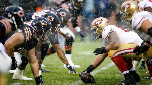 Bears Blowout 49ers 26-6