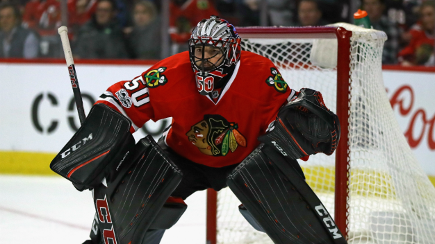 Crawford Likely Back, Saad Likely Out vs. Coyotes