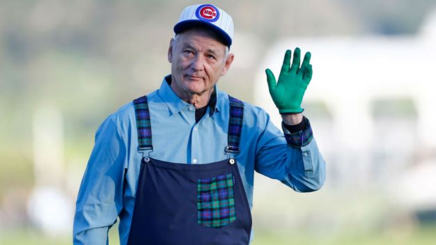 Bill Murray's Cubs Golf Shirt Back for Limited Time