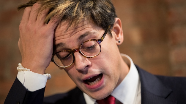 Chicago Venue Axes Milo Yiannopoulos Event After Protests