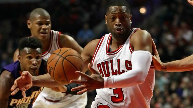 Wade Could Leave Bulls: Reports