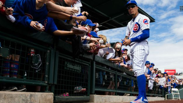 Cubs Announce Spring Training Broadcast Schedule