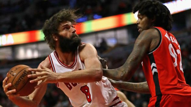 Lopez, Ibaka Suspended One Game Apiece by NBA