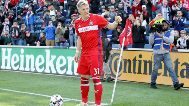 Fire to Open Postseason at Toyota Park This Week