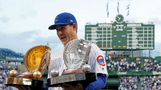 Anthony Rizzo Reflects on World Series Win