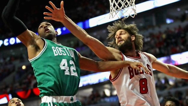 Celtics Beat Bulls, Tying Series at 2-2