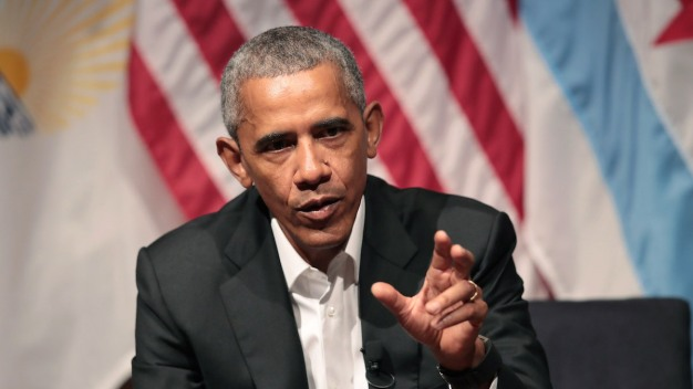In First Public Speech, Obama Urges Civic Engagement