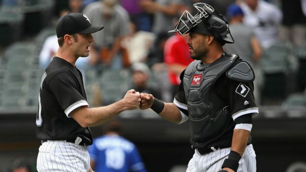 Quintana, Garcia Help Lead White Sox to Series Sweep