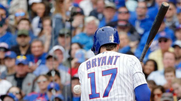 Kris Bryant Makes Some Painful History in Cubs Win