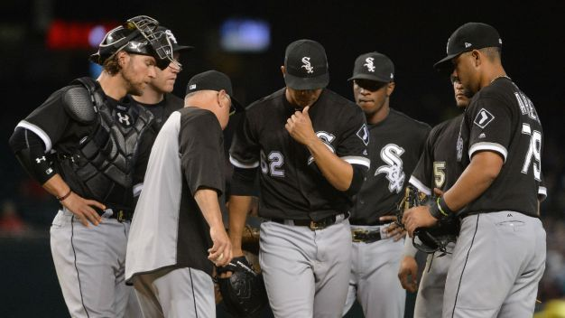 Diamondbacks Best White Sox in Slugfest