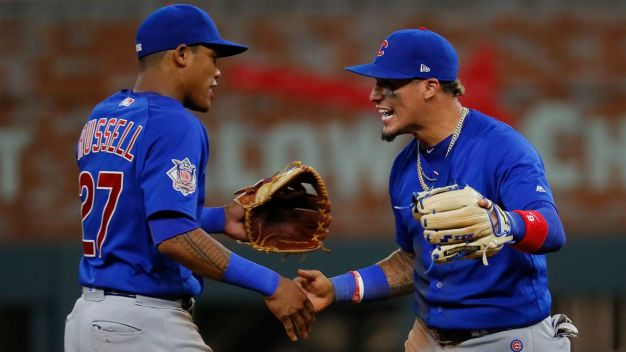 Maddon Reveals Plans for Baez When Russell Returns