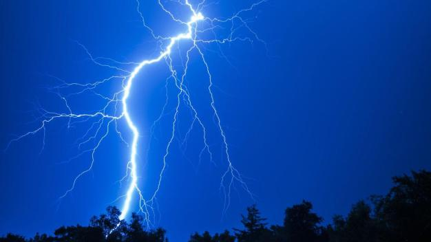 Severe Thunderstorm Warning Expires in Newton County