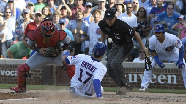 Cubs Score Comeback Win Over Cardinals