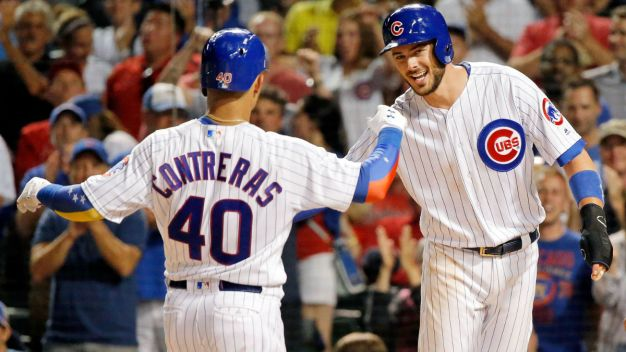 Cubs Back in First Place After Win Over Cardinals