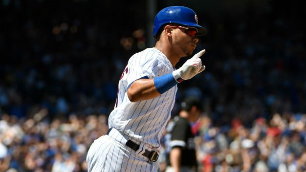 Contreras Homers Again as Cubs Beat White Sox 7-2
