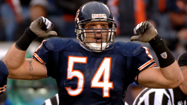 Brian Urlacher's Career in Pictures