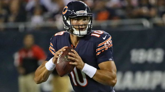 Video Game Weighs in on Bears' QB Controversy