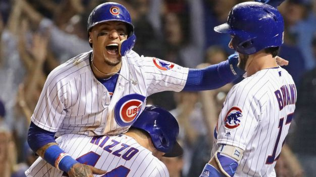 Cubs Convention: Bryant, Baez to Appear at Event