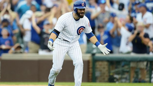 Avila Delivers Cubs a Wild Win Over Blue Jays
