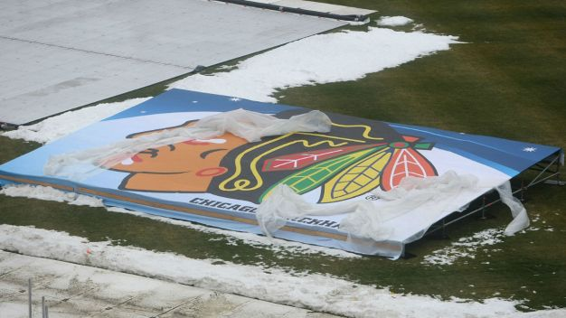 Blackhawks Named as Hosts of 2019 Winter Classic