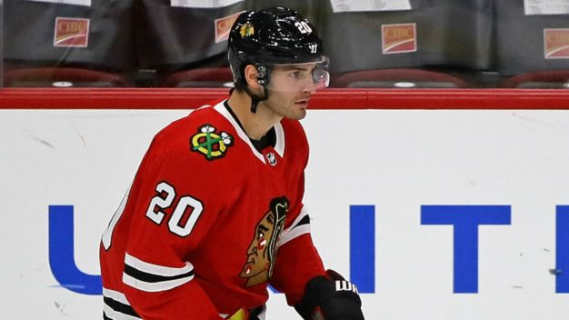 Blackhawks Return to United Center for Preseason Opener
