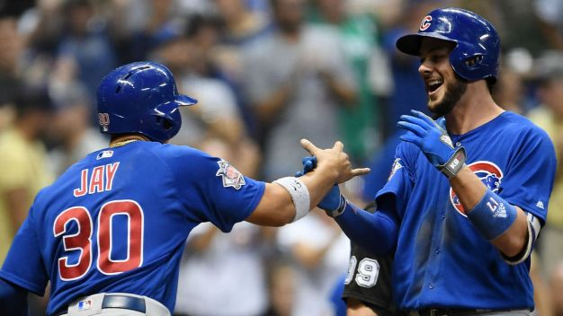 Cubs Look to Knock Off Brewers at Miller Park