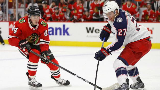Blackhawks Trim Fortin, Svedberg From Training Camp Roster