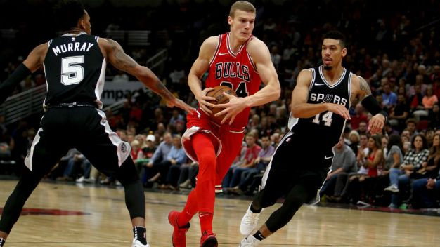 Bulls Drop Home Opener to Spurs
