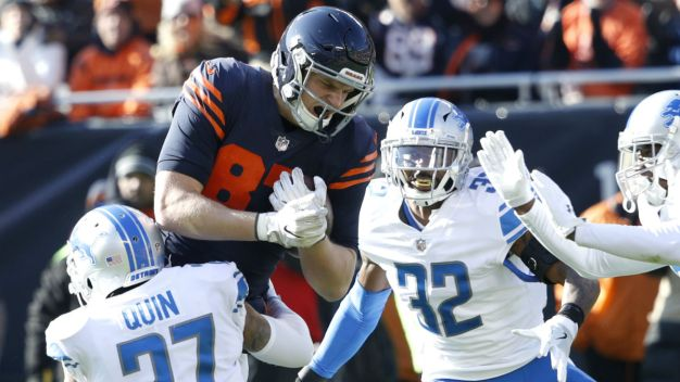 Bears Looking for Revenge Against Lions