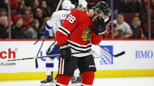 Blackhawks Lose Third Straight as Playoff Hopes Dwindle
