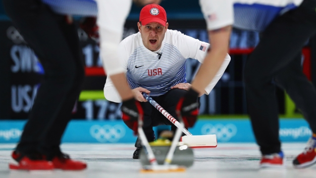 Men's Curling: Team USA Takes on Norway