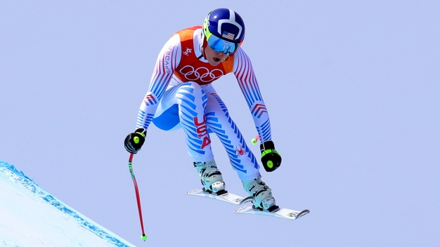 Lindsey Vonn Takes Bronze in Women's Downhill
