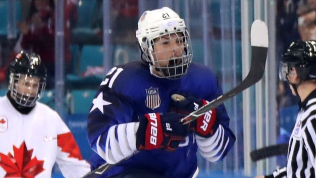Coyne, Knight Look to Lead USA to Gold Medal vs. Canada