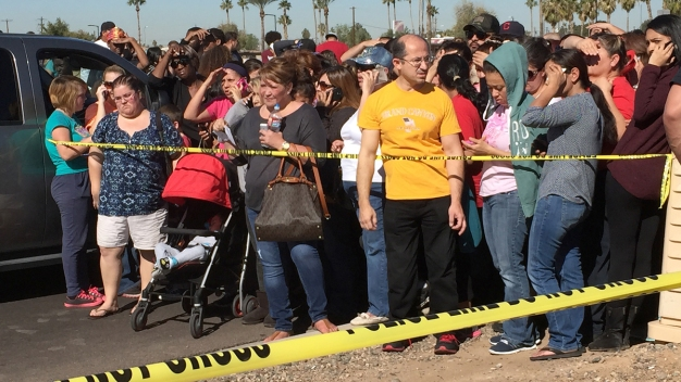 2 Teen Girls Killed in Shooting at Ariz. High School