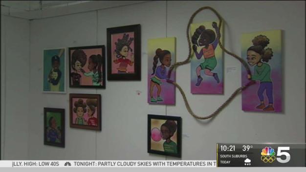 Harlem Fine Arts Show Returns to Chicago