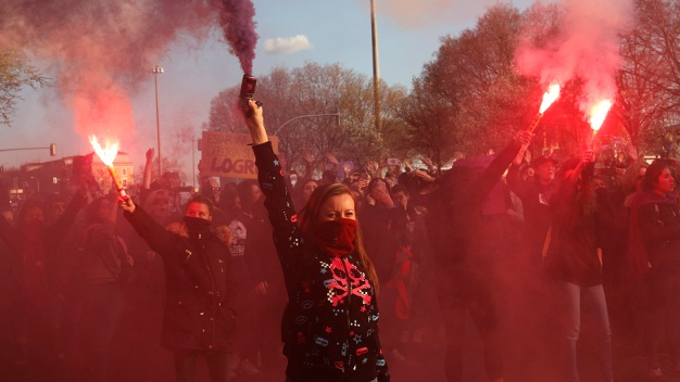 International Women's Day: Strikes, Protests and Holidays