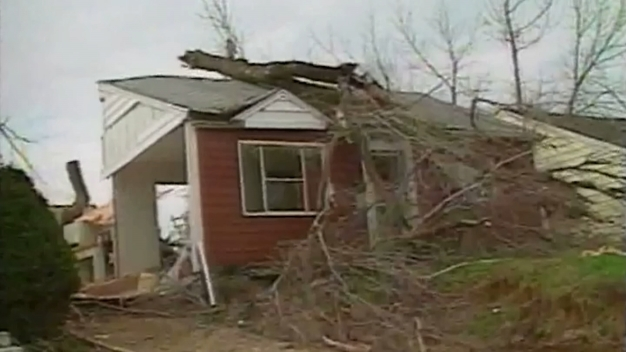 Forecast Castback: Illinois' Largest-Ever Tornado Outbreak