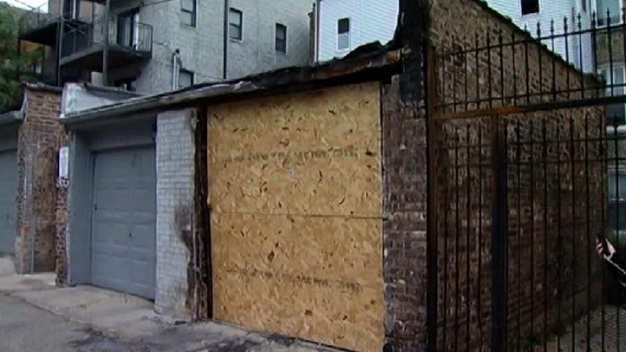 Possible Serial Arsonist Targets Lake View Alleys