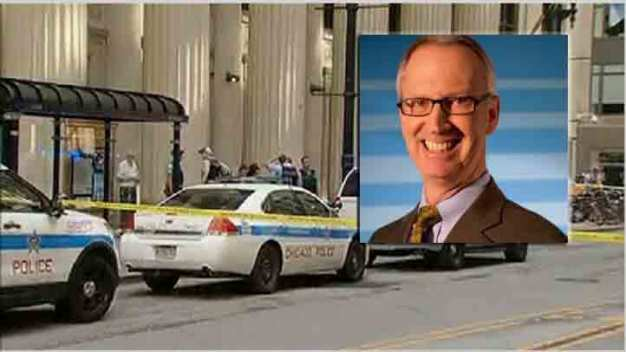 CEO Critically Injured in Downtown High-Rise Shooting