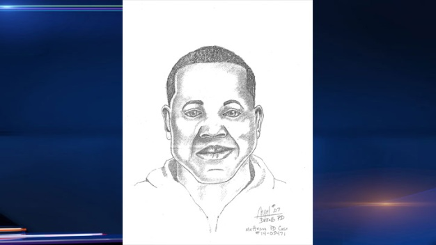 Sketch Released of Matteson Sexual Assault Suspect