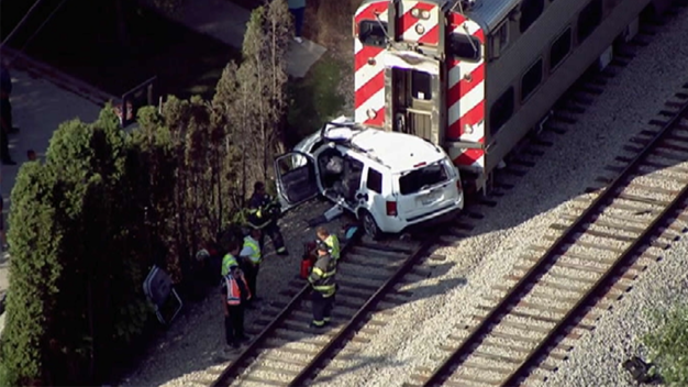 Man Killed After Metra Train Strikes Vehicle Identified