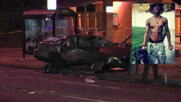 2 Teens Killed in Stolen Car Crash