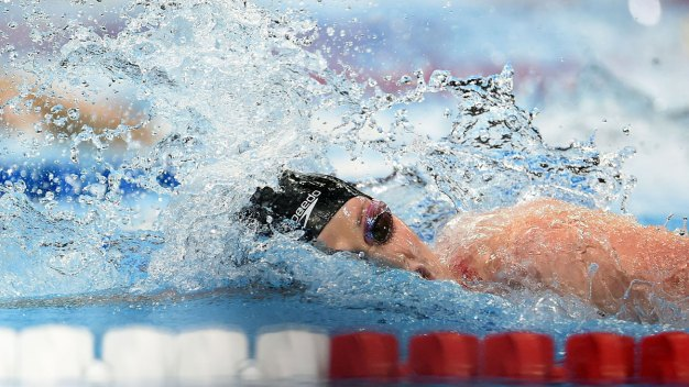 Franklin Misses Spot in 100 Back, Won't Defend Title in Rio