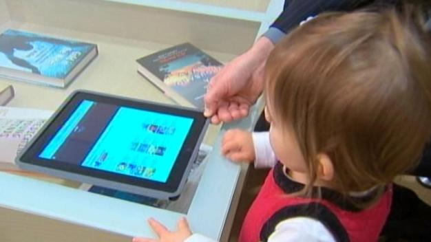 New Advice Encourages Parents to Share Screentime with Kids