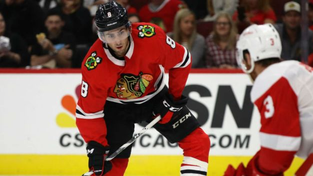 Three Stars: Schmaltz, Saad Shine in Blackhawks' Win