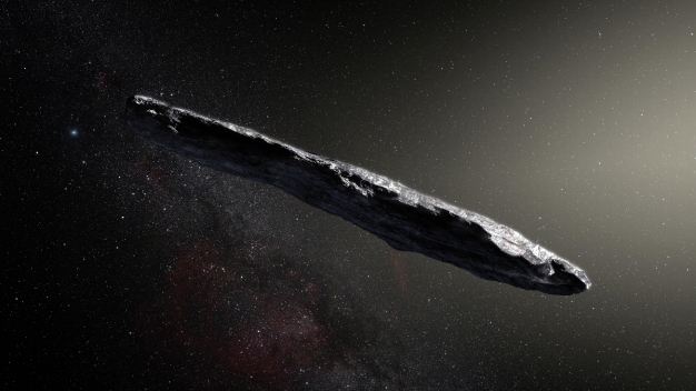 Mysterious Asteroid Is Being Checked for Signs of Alien Life